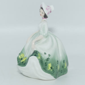 HN3218 Royal Doulton figure Sunday Best (Green)