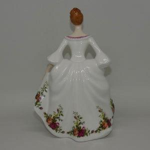 HN3221 Royal Doulton figure Country Rose