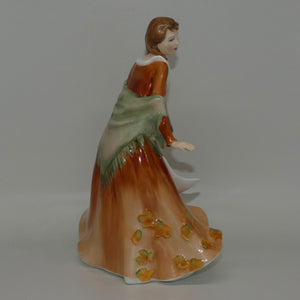 HN3231 Royal Doulton figure Autumntime