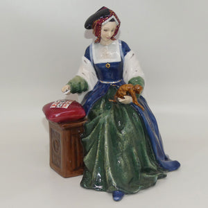 HN3233 Royal Doulton figure Catherine of Aragon