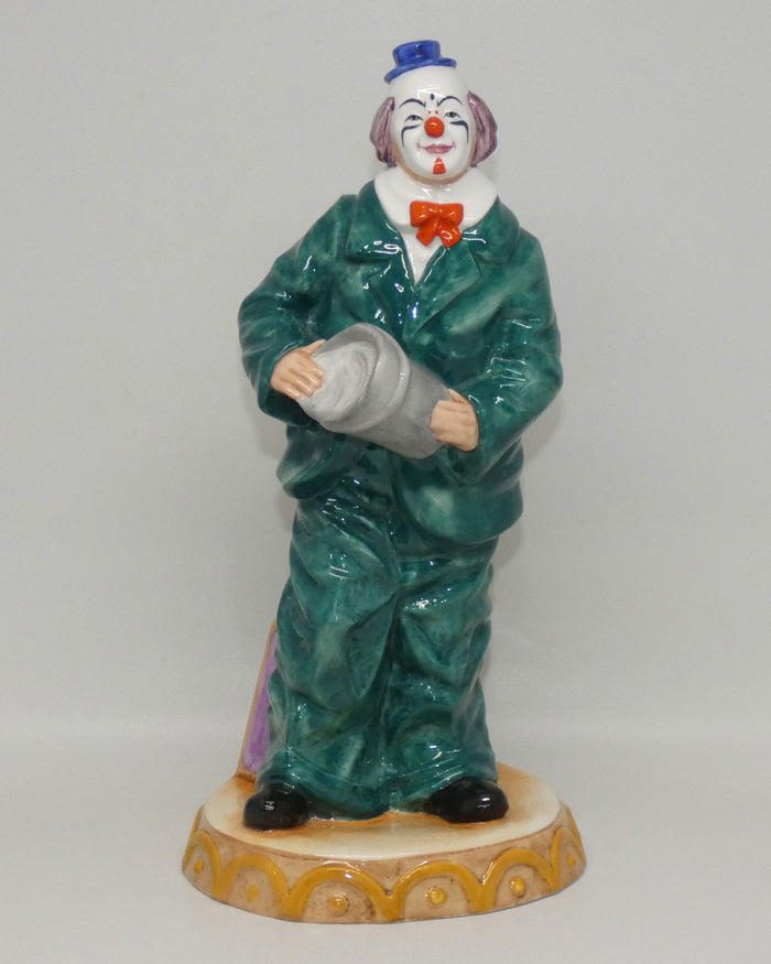 HN3275 Royal Doulton figure Will He, Won't He