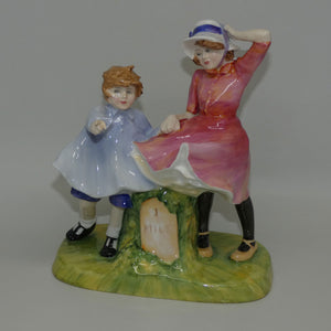 HN3297 Royal Doulton figure Milestone