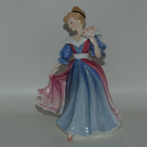 HN3316 Royal Doulton figure Amy (1991 Figure of Year)