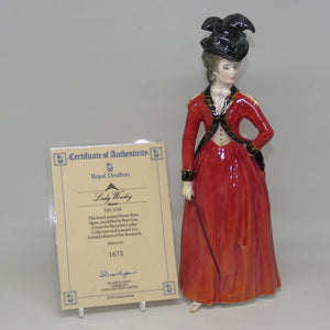HN3318 Royal Doulton figure Lady Worsley