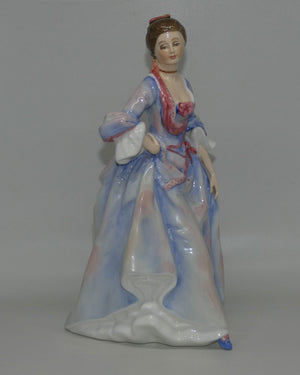 HN3319 Royal Doulton figure Mrs Hugh Bonfoy