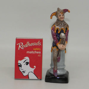 HN3335 Royal Doulton figure Jester