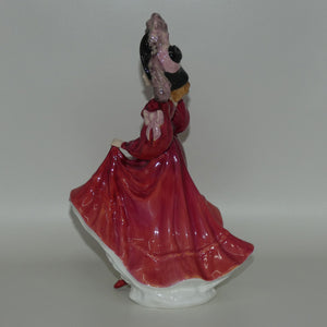 HN3365 Royal Doulton figure Patricia (1993 Figure of Year)