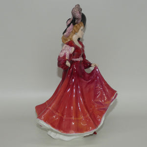 HN3365 Royal Doulton figure Patricia | 1993 Figure of Year