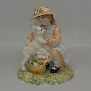 HN3372 Royal Doulton figure Making Friends