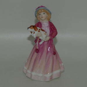 HN3424 Royal Doulton figure My First Figurine