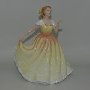 HN3644 Royal Doulton figure Deborah