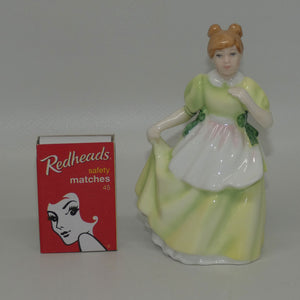 HN3654 Royal Doulton figure Young Melody
