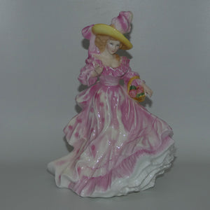 HN3701 Royal Doulton figure Camellias