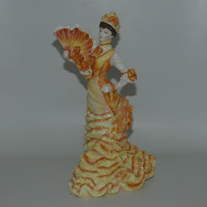 HN3702 Royal Doulton figure Le Bal