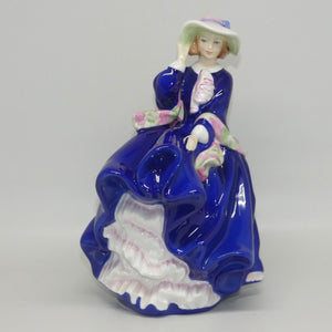 HN3735A Royal Doulton figure Top O' The Hill (Blue)