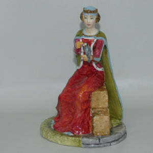 HN4066 Royal Doulton figure Philippa of Hainault