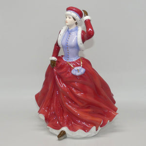 HN5318 Royal Doulton figure Helena Lady of the Year 2009 for Compton and Woodhouse