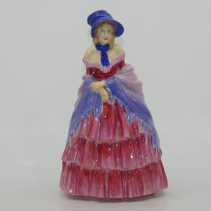 HN0728 Royal Doulton figure A Victorian Lady