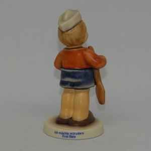 HUM2148/B MI Hummel figure First Mate