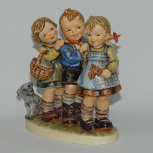 HUM0369 MI Hummel figure Follow The Leader