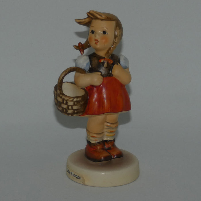 HUM0096 MI Hummel figure Little Shopper TMK6