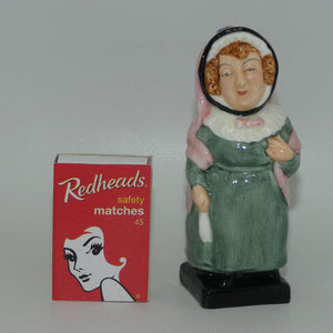 M86 Royal Doulton figure Mrs Bardell