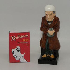 M87 Royal Doulton figure Scrooge