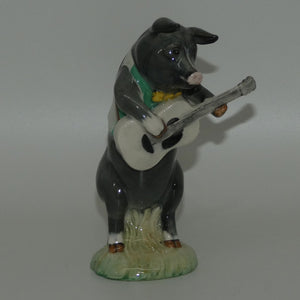 PP11 Beswick Pig Prom Thomas the Guitar Player