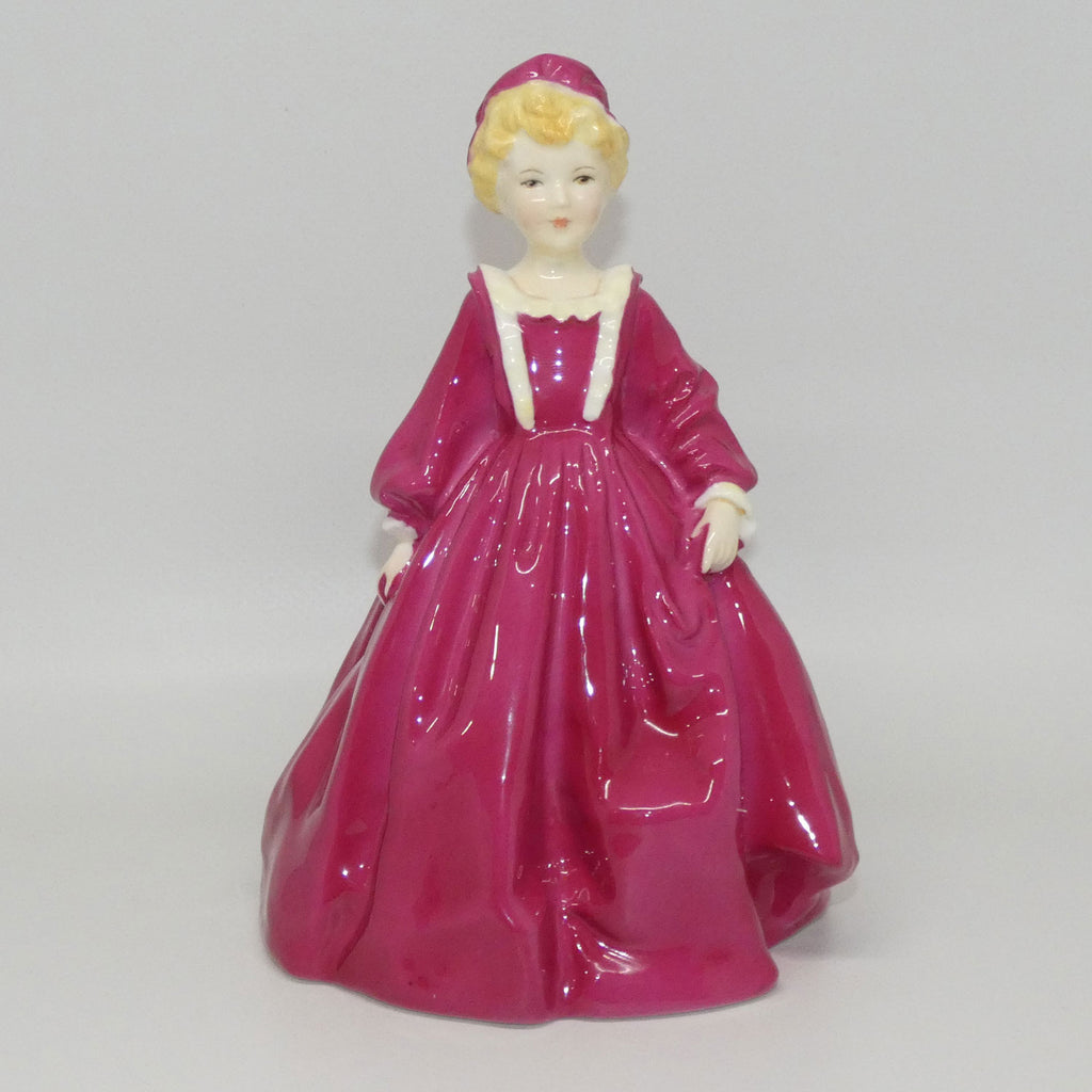 RW3081 Royal Worcester Grandmothers Dress figure