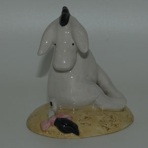 WP07 Royal Doulton Winnie the Pooh figure | Eeyore's Tail