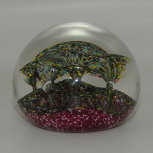 John Deacons Scotland Aladdins Cave large paperweight