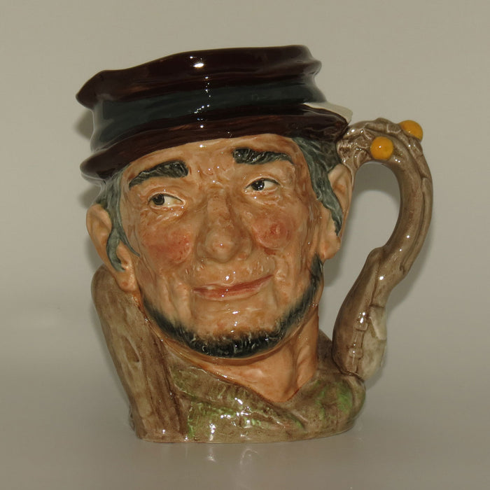D6372 Royal Doulton large character jug Johnny Appleseed