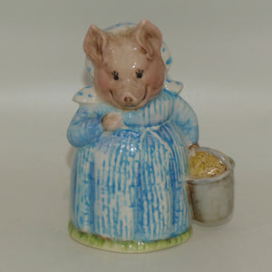 Beswick Beatrix Potter Aunt Pettitoes | BP3b