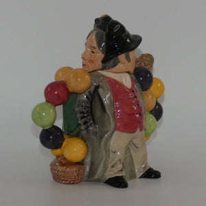 D7171 Royal Doulton double character teapot Balloon Man & Woman