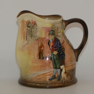 Royal Doulton Dickens Bill Sykes relief jug D5583