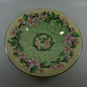 Maling bowl Embossed Blossom Bough Green 6564