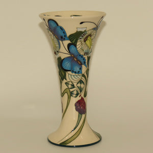 Moorcroft Butterfly Collection 85/8 vase