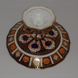 Royal Crown Derby Old Imari cake stand
