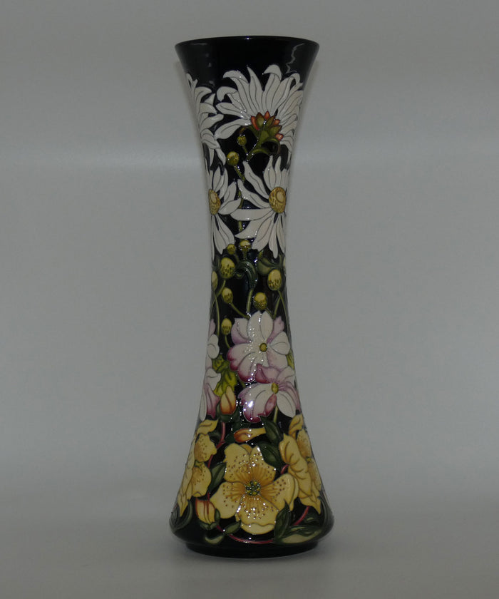 Moorcroft Centenary Border 365/15 vase (Ltd Ed)
