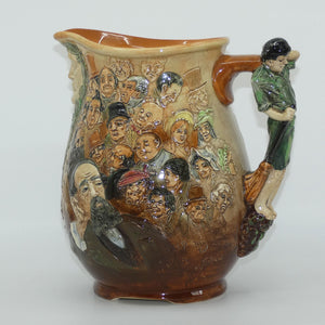 Royal Doulton Dickens Dream Loving Jug