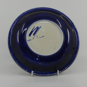 William Moorcroft Eventide 782/9 shallow bowl (#1)