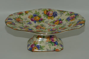 Royal Winton Spring Chintz oval comport