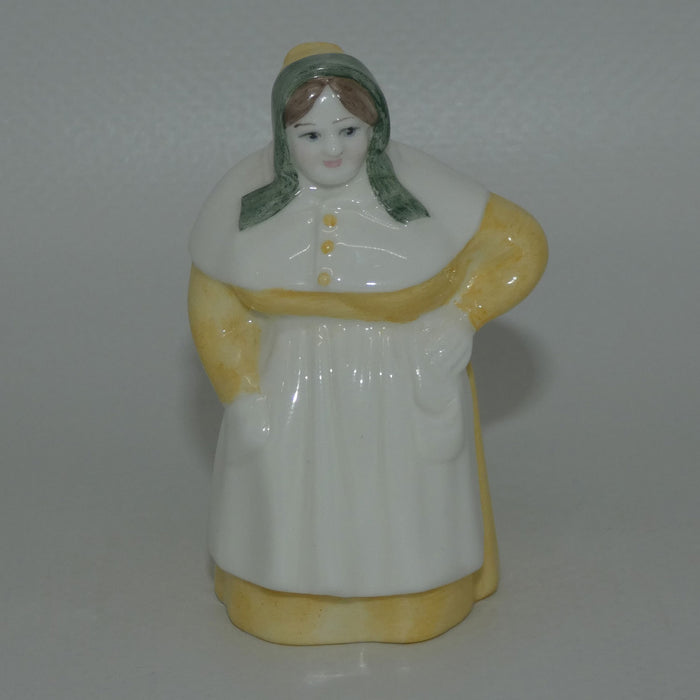 Royal Worcester candle snuffer French Cook
