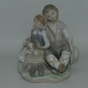 Lladro figure Friendship #1230