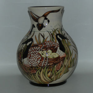 Moorcroft The Gathering 869/9 vase  (Ltd Ed)