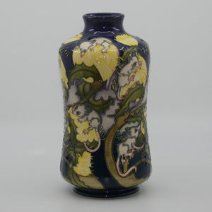 Moorcroft Honey Possums 98/8 vase (Ltd Ed)