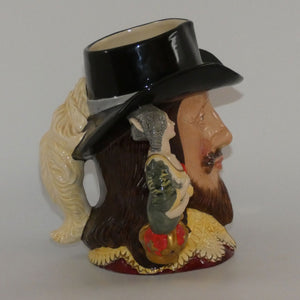D6917 Royal Doulton large character jug King Charles I