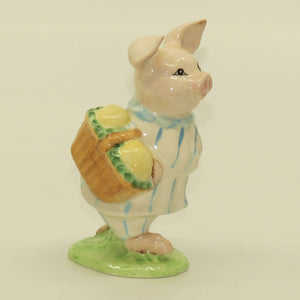 Beswick Beatrix Potter Little Pig Robinson Striped BP2a