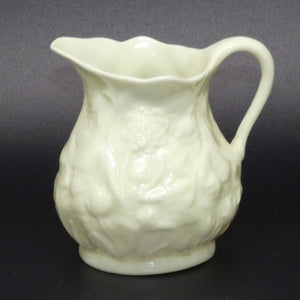 Belleek Lotus miniature milk jug