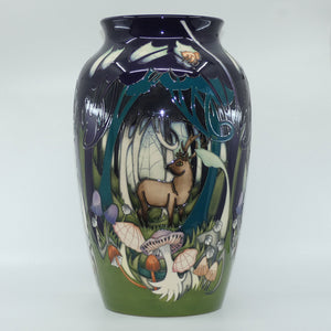 Moorcroft Magic Wood 18/16 Prestige Vase (Ltd Ed)